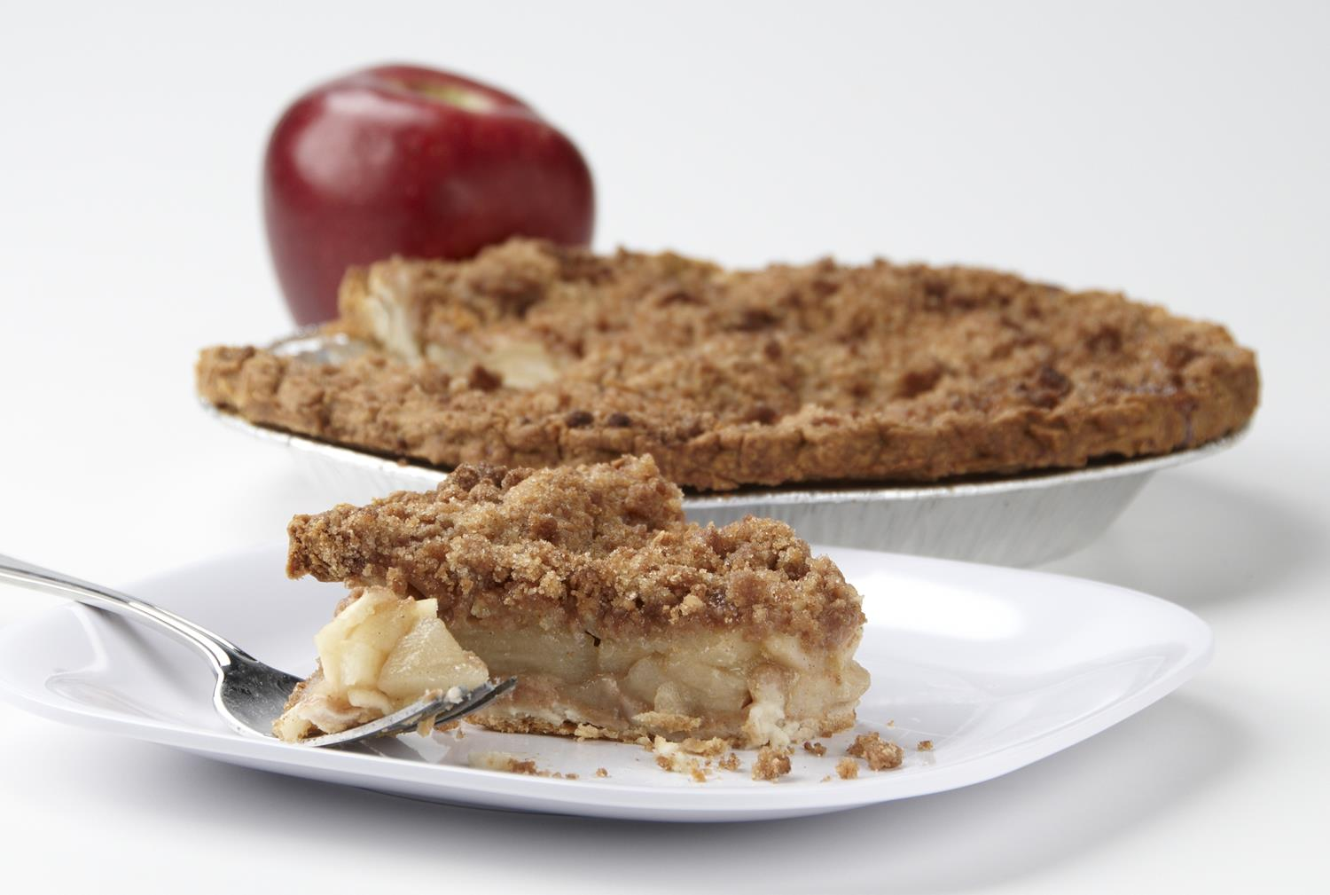 dutch crumb apple pie